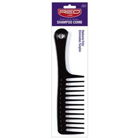 Red by Kiss Professional Shampoo Comb #CMB07