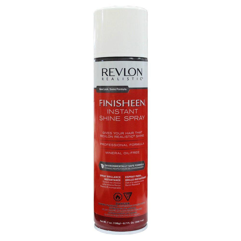Revlon Realistic Finisheen Instant Shine Spray 7 OZ