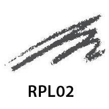 Ruby Kisses Style Pencil Liner – RPL02 Metallic Black
