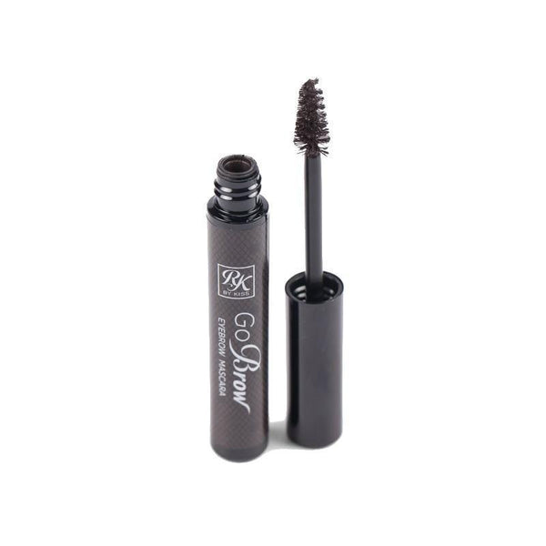 Ruby Kisses Go Brow Eyebrow Mascara – RBM01 Black Dark Brown