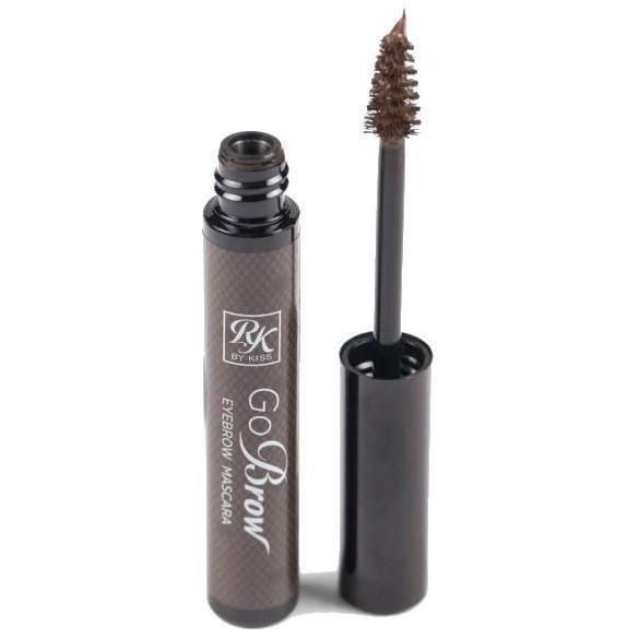 Ruby Kisses Go Brow Eyebrow Mascara – RBM02 Dark Brown