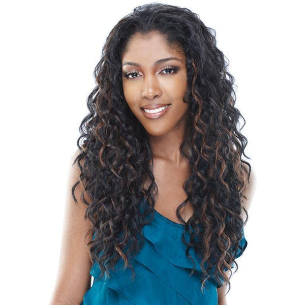 FreeTress Equal Fullcap Drawstring Synthetic Half Wig - Runway Girl