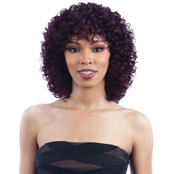 Saga Remy 100% Human Hair Wig – Passion Deep