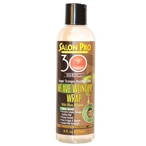 Salon Pro 30 Sec Weave Wonder Wrap 8 OZ