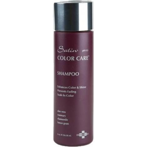 Satin Color Care Shampoo 8 OZ