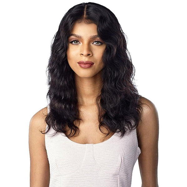 Sensationnel 10A Unprocessed 100% Virgin Human Hair Lace Wig – Body Wave