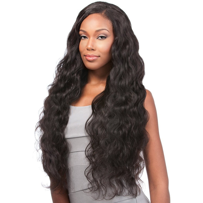 Sensationnel Bare & Natural Brazilian Virgin Remi Weave – Natural Body 6 PCS