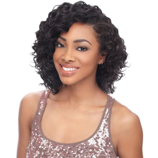Sensationnel Bare & Natural Peruvian Virgin Remi Weave – Glam 10S 3 PCS