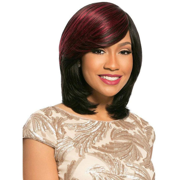 Sensationnel Empire 100% Human Hair Bump Collection Weave – Yaki Bump 8""