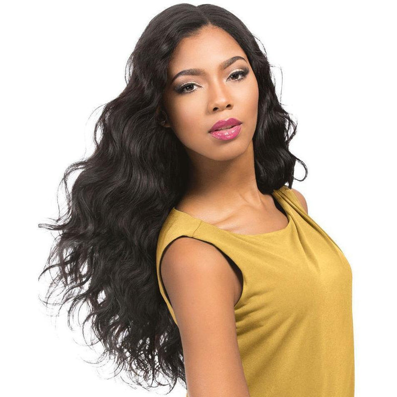 Sensationnel Empire 100% Human Hair Lace Closure – Body Wave 12""