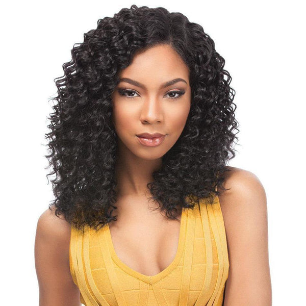 Sensationnel Empire 100% Human Hair Lace Closure – Deep Wave 12""