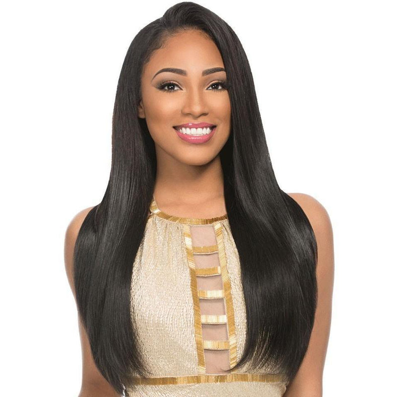Sensationnel Empire 100% Human Hair Lace Closure – Yaki 12""
