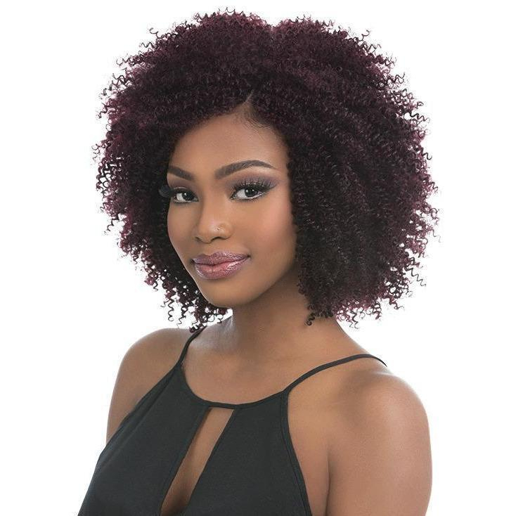 Sensationnel Empire 100% Human Hair Weave – Cork Screw 10S 3PCS