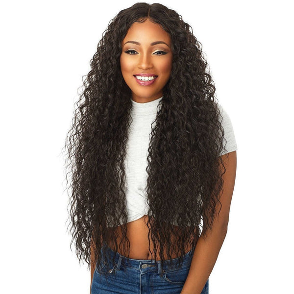 Sensationnel Empress Free Part Synthetic Lace Front Edge Wig – Brooklyn