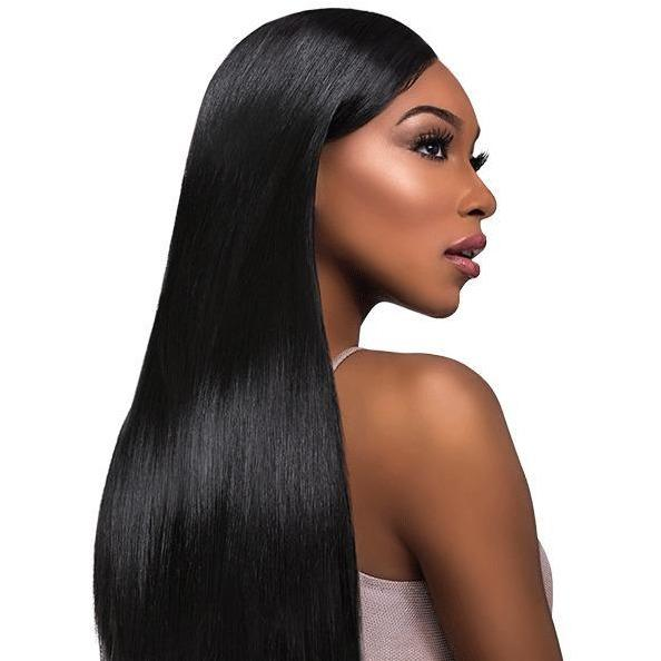 Sensationnel 100% Human Hair GlowUp Weave – Yaki