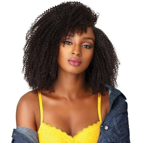 Sensationnel Curls Kinks & Co. Textured 100% Human Hair Clip-In Weave – 3C Clique 9PCS