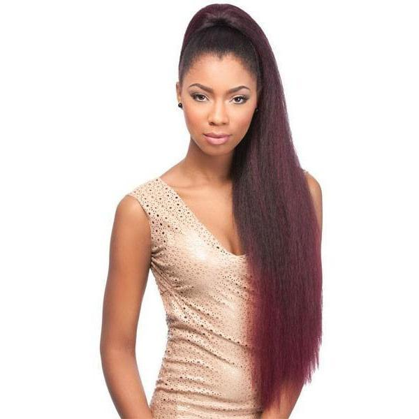 Sensationnel Instant Pony Drawstring Ponytail – Perm Yaki 30
