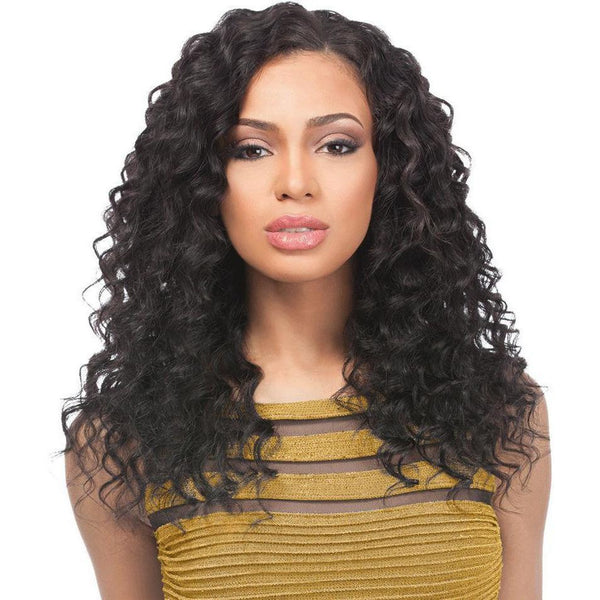 Sensationnel Empire 100% Human Hair Lace Closure – Loose Deep 12""