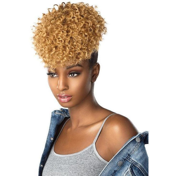 Sensationnel Curls Kinks & Co. Instant Pony Synthetic Drawstring Ponytail – Goal Digger