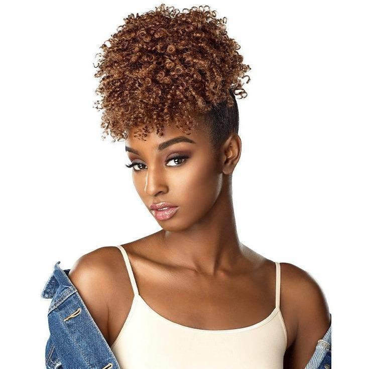 Sensationnel Curls Kinks & Co. Instant Pony Synthetic Drawstring Ponytail – Trend Setter