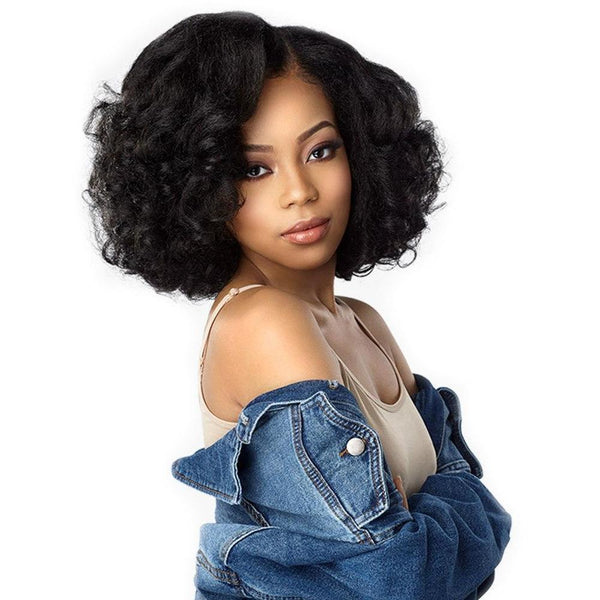 Sensationnel Empress Curls Kinks & Co. Synthetic Lace Front Edge Wig – Boss Lady