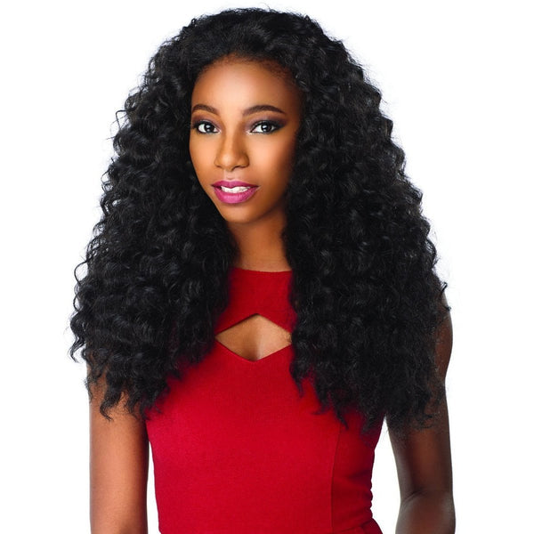 Sensationnel Instant Weave Synthetic Half Wig – Amani