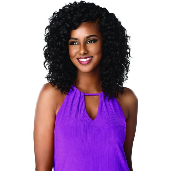 Sensationnel Lulutress Synthetic Braids – 3X Fluffy Braid Out 10""