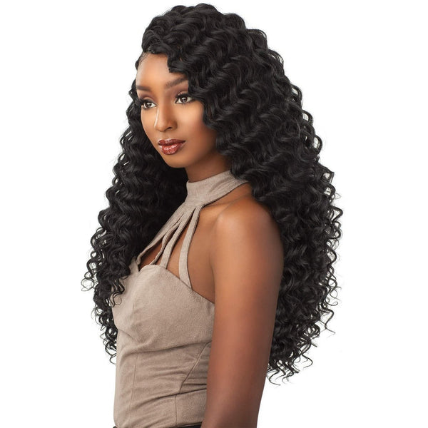 Sensationnel Lulutress Synthetic Braids – Deep Wave 18""