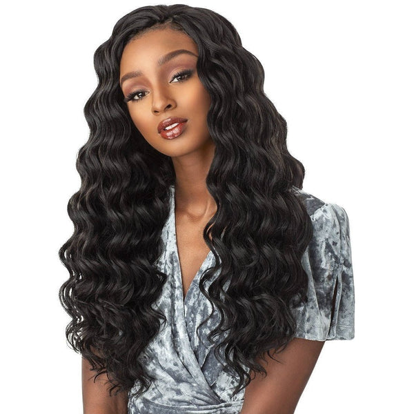 Sensationnel Lulutress Synthetic Braids – Ocean Wave 18""