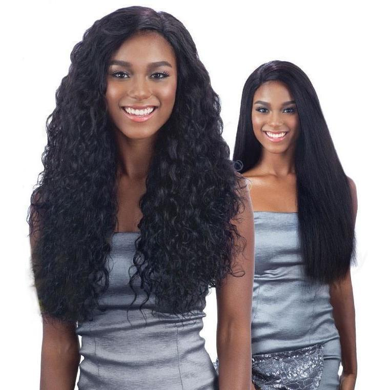 Shake-N-Go Naked Nature Wet & Wavy Weave – Natural Wavy 7PCS