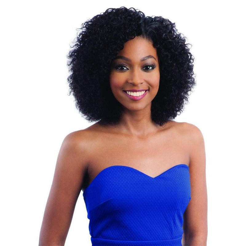 Shake-N-Go 100% Brazilian Virgin Remy Human Hair Naked Nature Wet & Wavy Weave – Paris Curl 4PCS