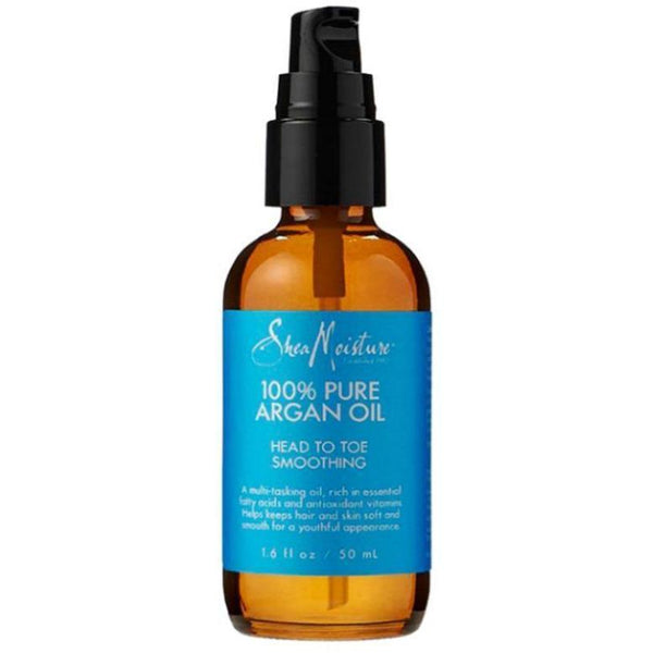 Shea Moisture 100% Pure Argan Oil 1.6 oz