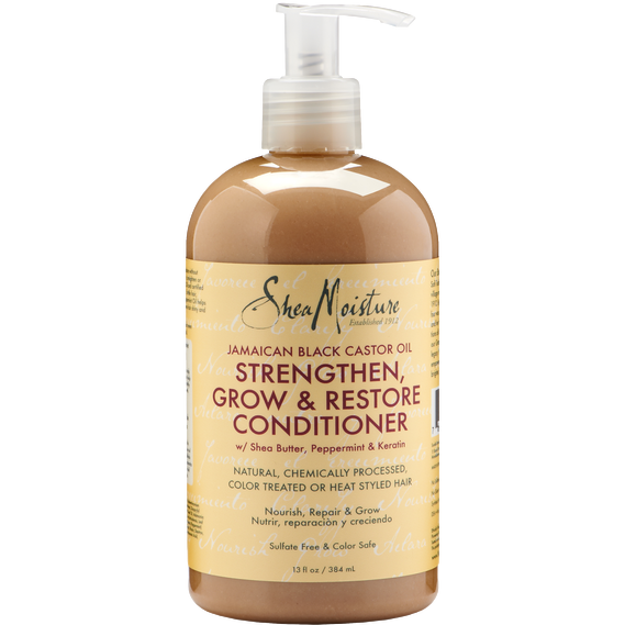 Shea Moisture Jamaican Black Castor Oil Conditioner 13 oz