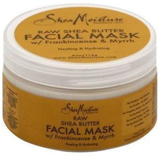 Shea Moisture Raw Shea Butter Facial Mask 4 oz