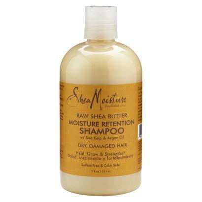 Shea Moisture Raw Shea Moisture Retention Shampoo 13 oz