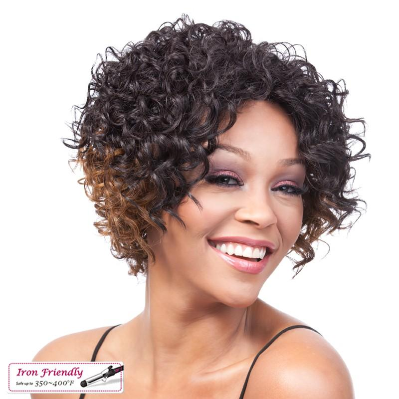 It's A Wig! Synthetic Lace Front Wig - Sammy