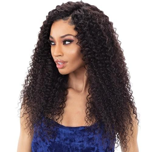 Shake-N-Go Ibiza Natural Virgin Human Hair Weave - Spanish Curl
