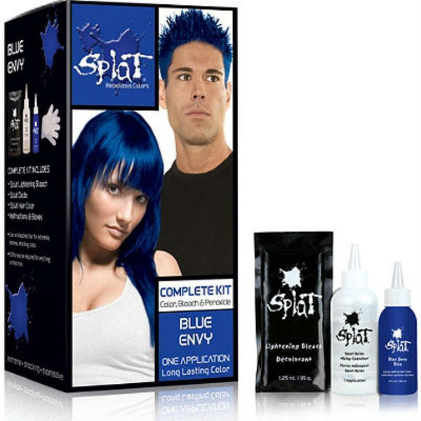 Splat Rebellious Colors Complete Kit – Blue Envy