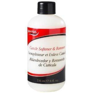 SuperNail Cuticle Softener & Remover 8 OZ