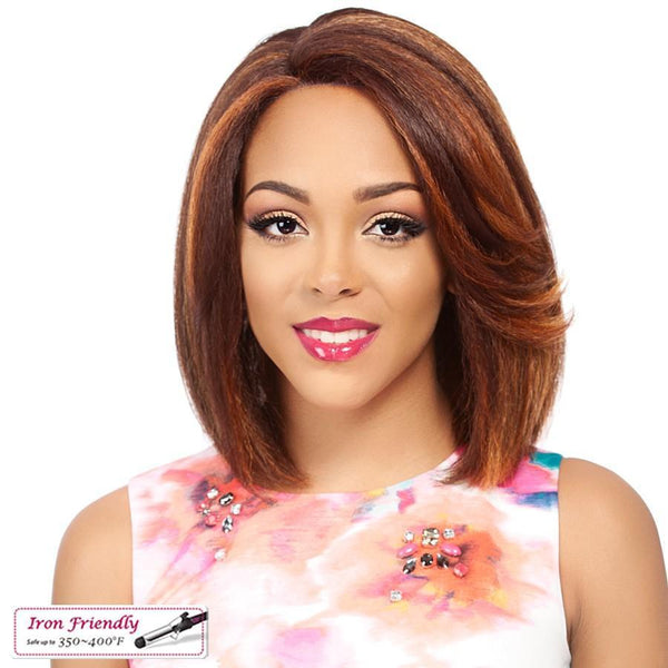 It's A Wig! Swiss Lace Front Wig – Aku