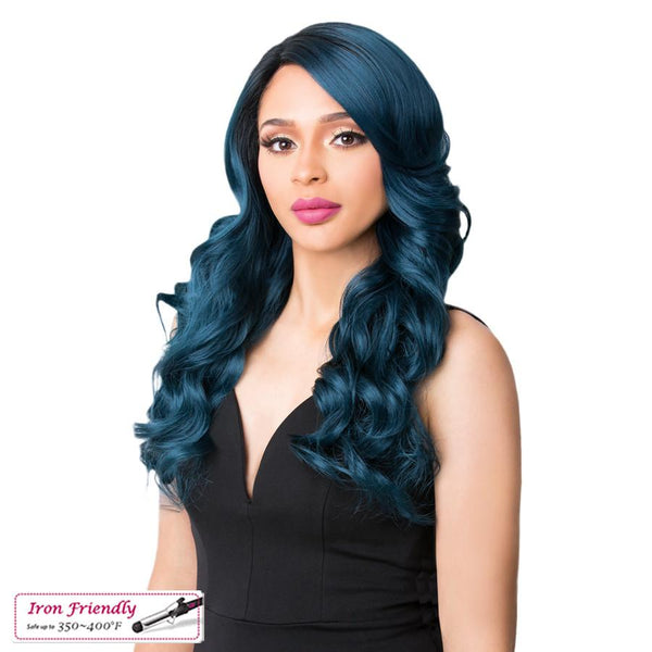 It's A Wig! Synthetic 2020 Swiss Lace Front Wig - Blondel