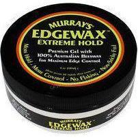 Murray's Edgewax Extreme Hold 100% Australian Beeswax 4 OZ