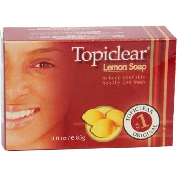 Topiclear Lemon Soap 3 OZ