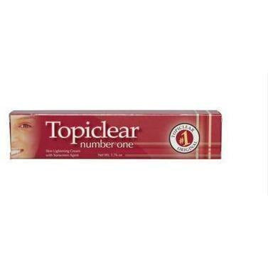 Topiclear number one Skin Lightening Cream 1.76 OZ