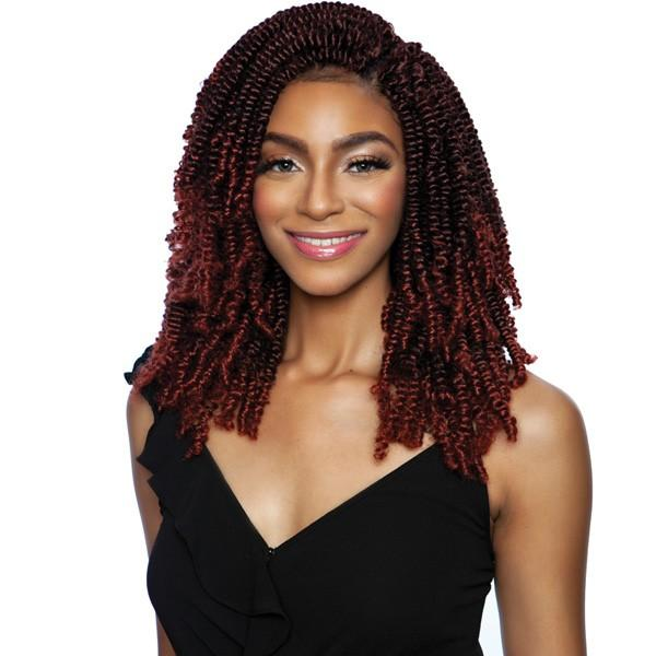 Mane Concept Afri-Naptural Synthetic Crochet Loop Braids - 2X Nubian Spring Twist