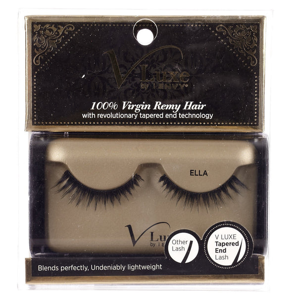 V-Luxe i-ENVY By Kiss Virgin Remy Eyelashes – VLE05 Ella