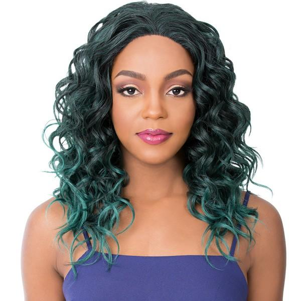 It's A Wig! Synthetic 2020 Swiss Lace Front Wig - Venetia