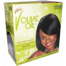 Vitale Olive Oil Touch Up Kit Conditioning No-Lye Relaxer REGULAR