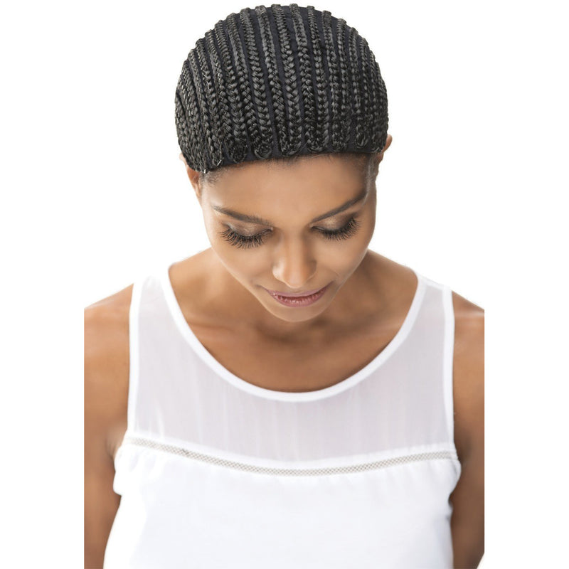 Vivica A. Fox Regular Cornrow Pro Cap – Straight Back