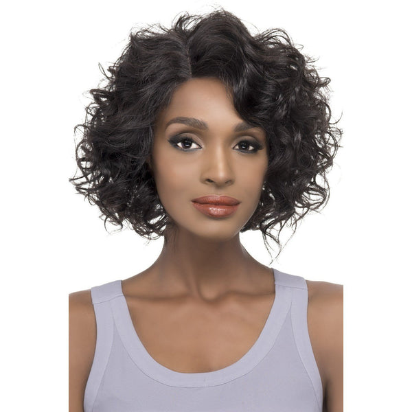 Vivica A. Fox Remi Human Hair Swiss Lace Front Wig – Alaina